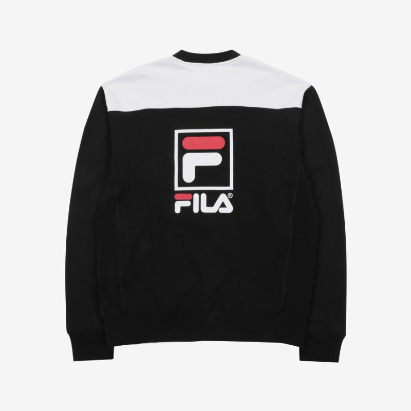 <온라인단독>STACKED BLOCK SWEATSHIRTS 상세 이미지 3
