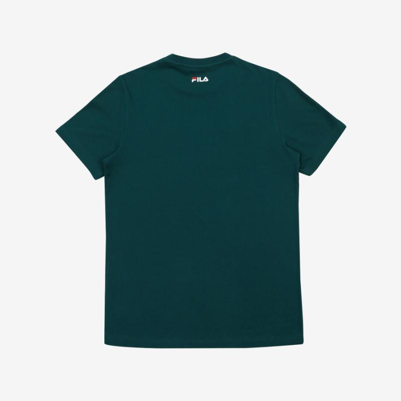 <온라인단독> MULTI-COLOR LOGO TEE 상세 이미지 3
