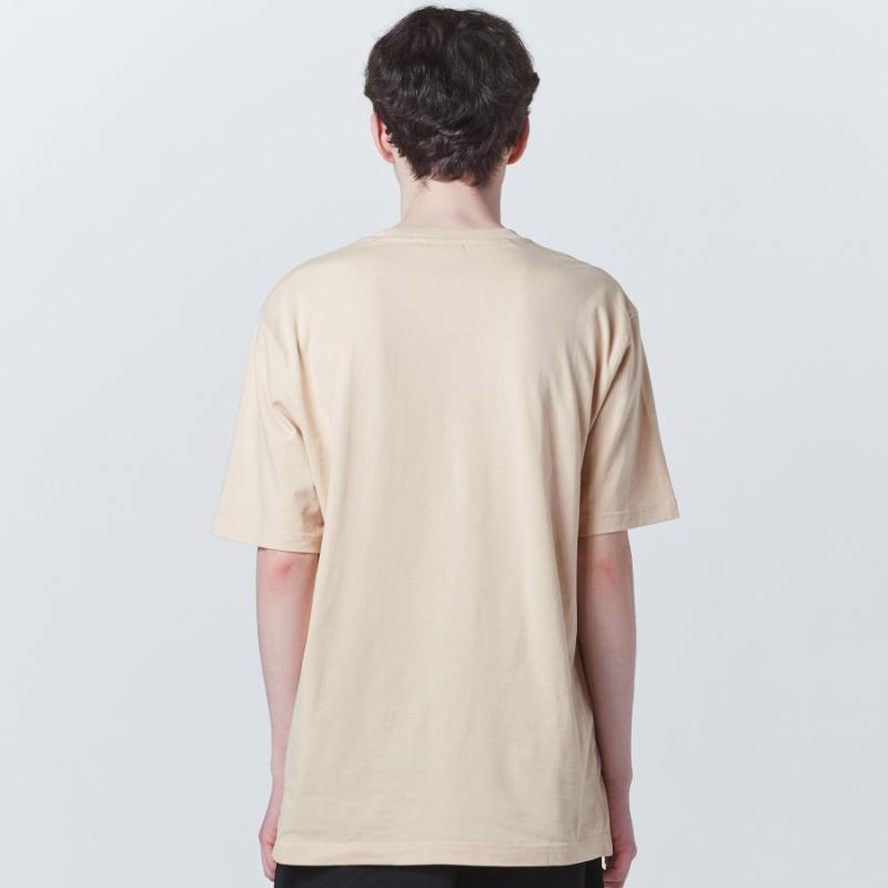 세리프 로고 티셔츠 상세 이미지