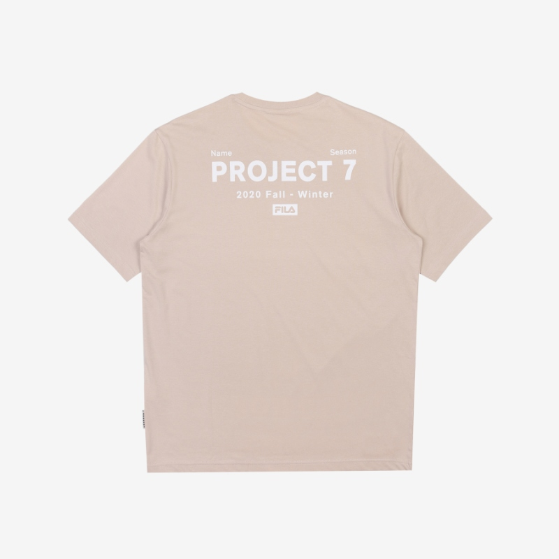 <Project 7> Worthing short-sleeved T-shirt detail image 3