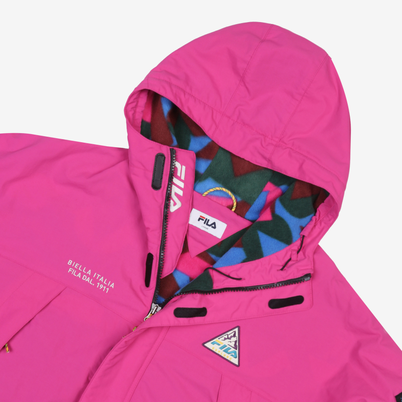 EXPLORE WT jacket detailed image 4