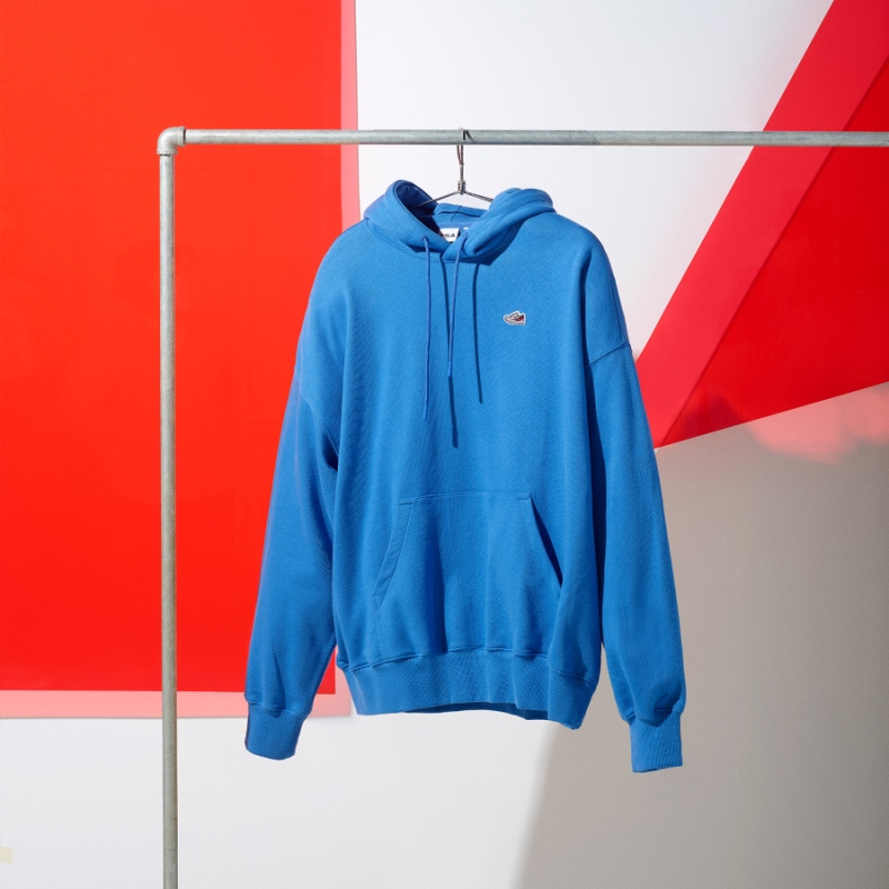 Overfit Small Shooty Hoodie Detail Image 4