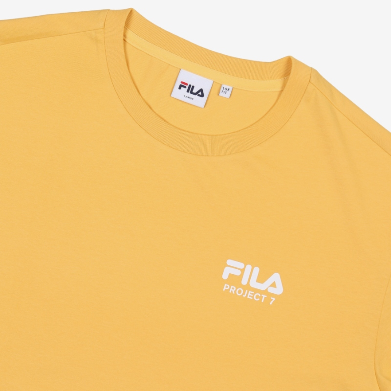 <Project 7> Worthing short-sleeved T-shirt detail image 4