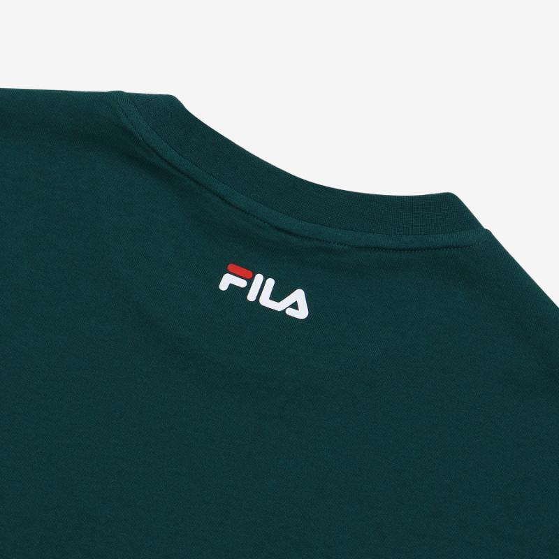 <온라인단독> MULTI-COLOR LOGO TEE 상세 이미지 5