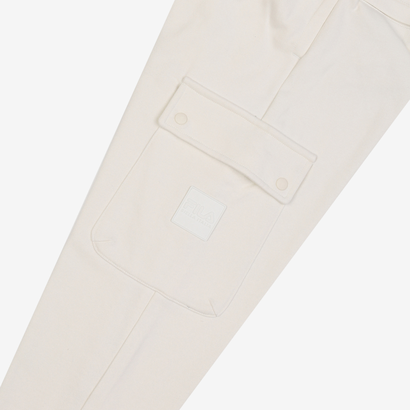 FILA Heritage Cargo Jury Pants Detailed Image 5