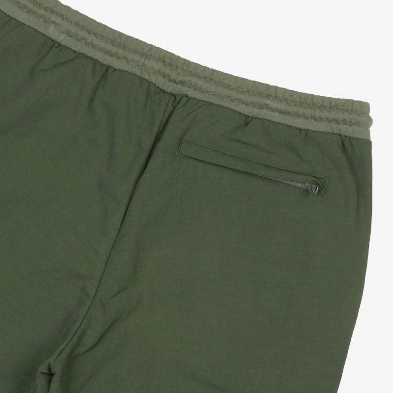 <Project 7> Woven Mix Jogger Pants Detailed Image 5