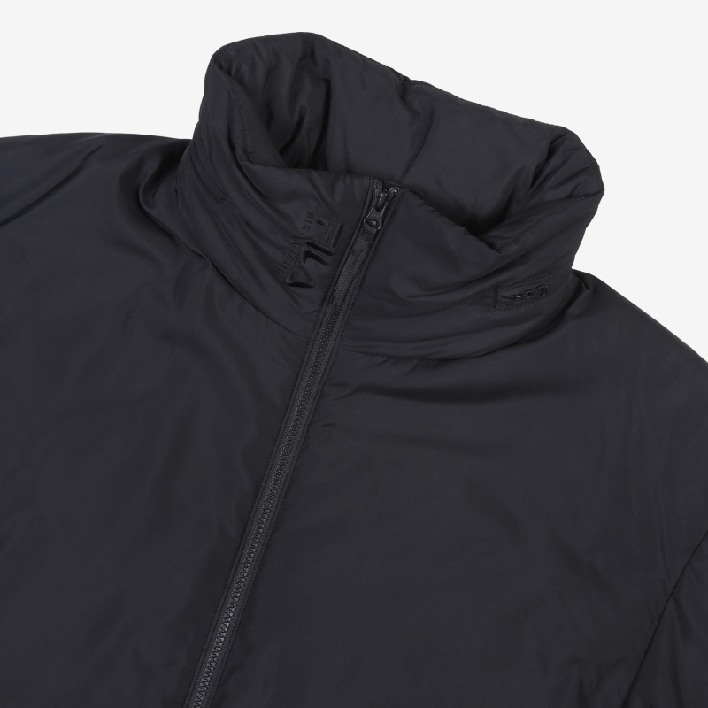 <Project 7> Short padded jacket detail image 5