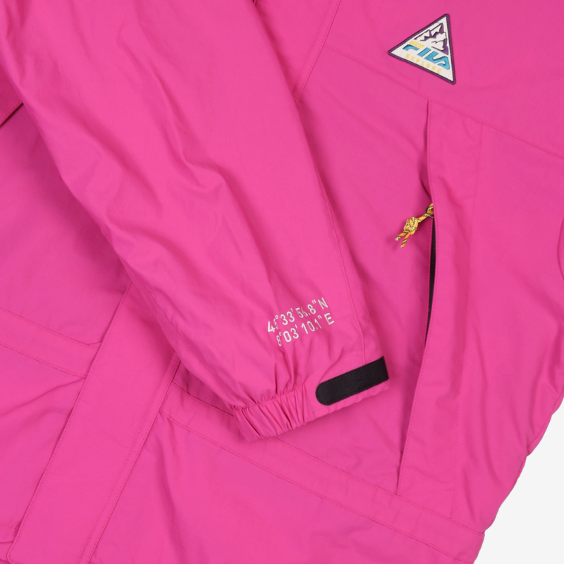 EXPLORE WT jacket detailed image 5