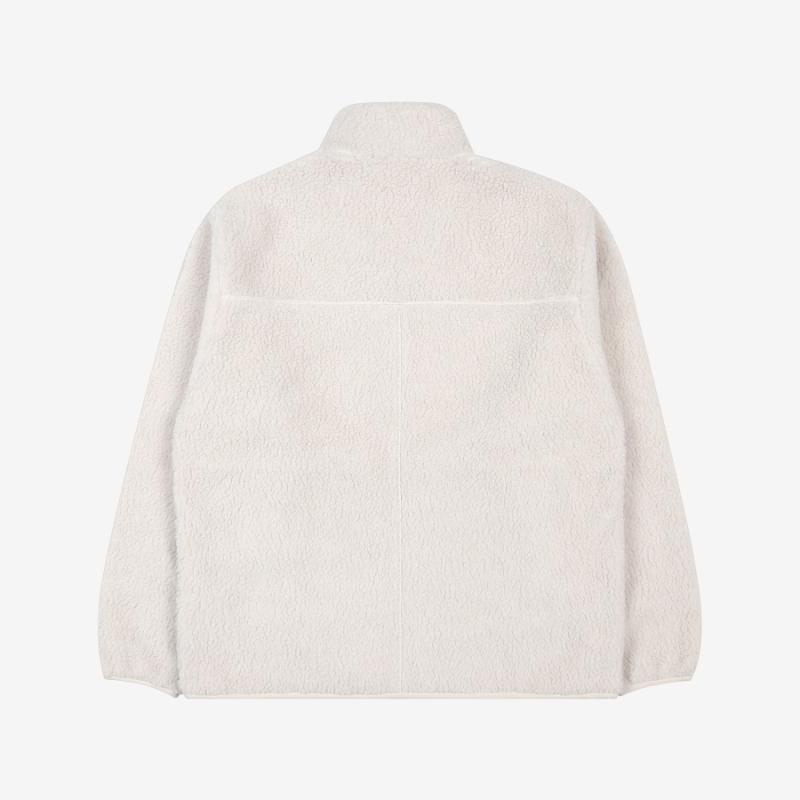 Palette Boa Fleece Jacket Detailed Image 5