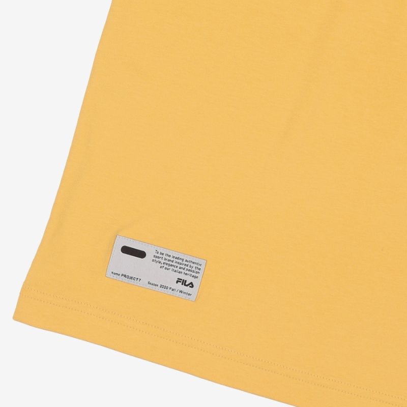 <Project 7> Worthing short-sleeved T-shirt detail image 5