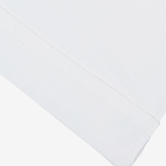 <루즈핏> FILA 로고 TAPE 시리즈 폴로 반팔티셔츠 상세 이미지