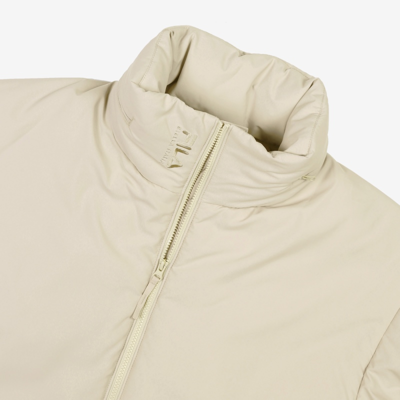 <Project 7> Short padded jacket detail image 6
