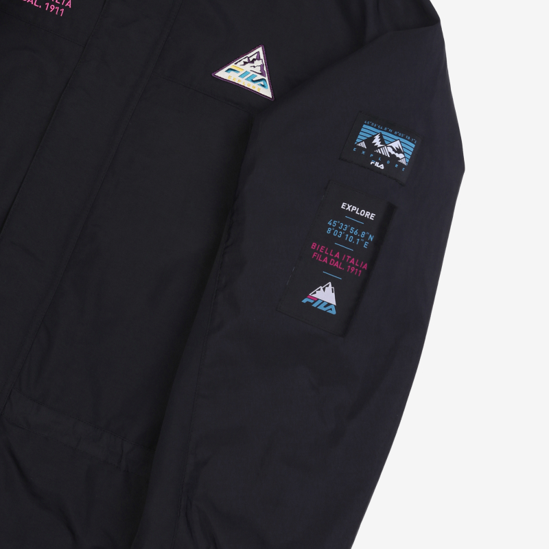 EXPLORE WT jacket detailed image 6