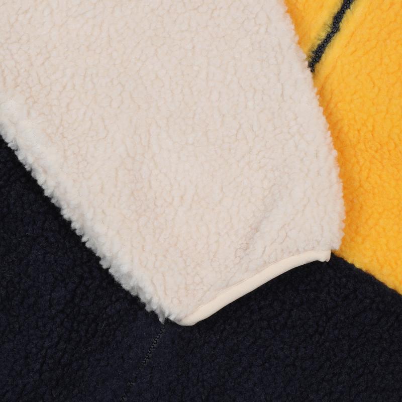 Palette boa fleece jacket detailed image 6