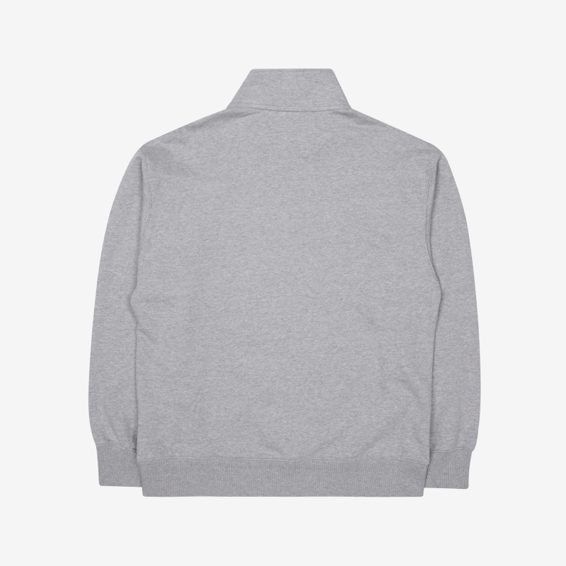 Neutro Neck Point Half Zip-Up Detailed Image 6