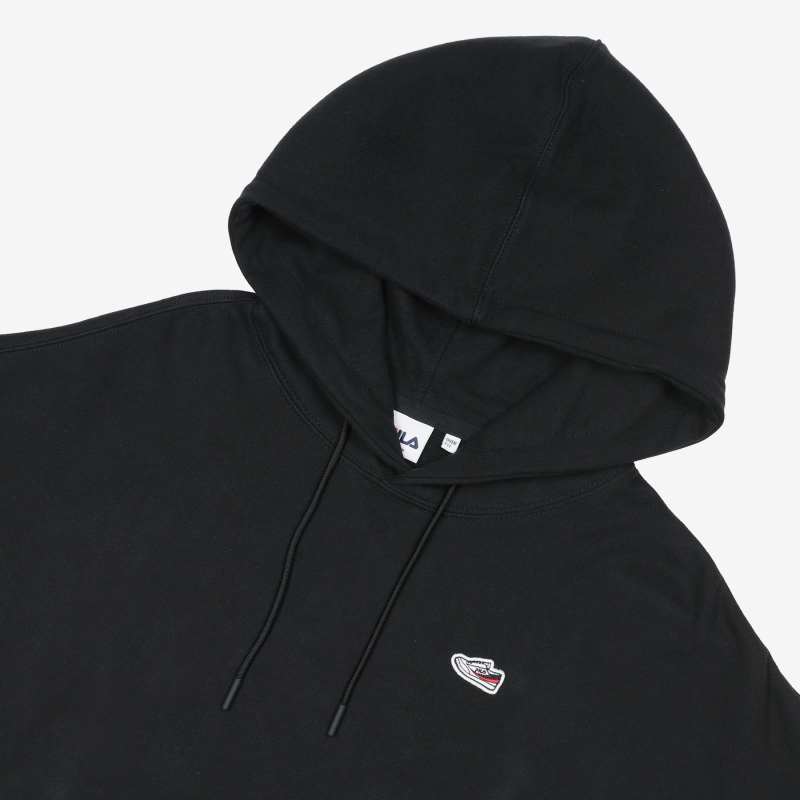 Overfit Small Shooty Hoodie Detailed Image 6