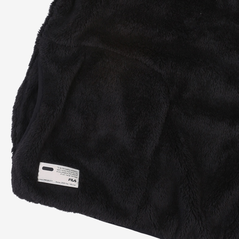 <Project 7> Fleece Sweater Detail Image 6