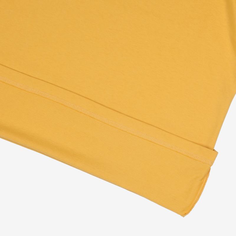 EXPLORE Long Sleeve Round T-Shirt Detailed Image 6