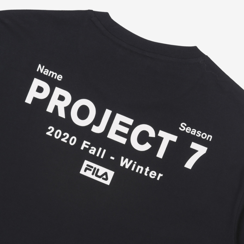 <Project 7> Worthing short-sleeved T-shirt detail image 6