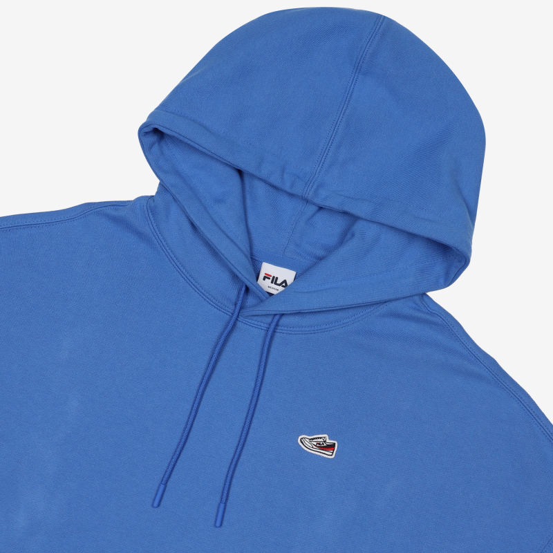 Overfit Small Shooty Hoodie Detailed Image 7