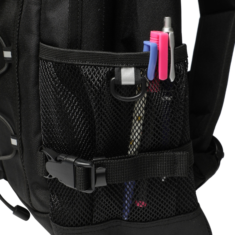 Detailed image of the T-STREET backpack 12