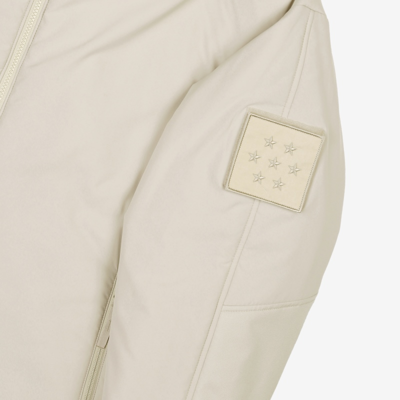 <Project 7> Short padded jacket detail image 16