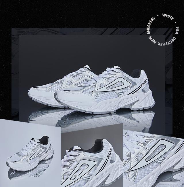 DECYPHER/WHITE
